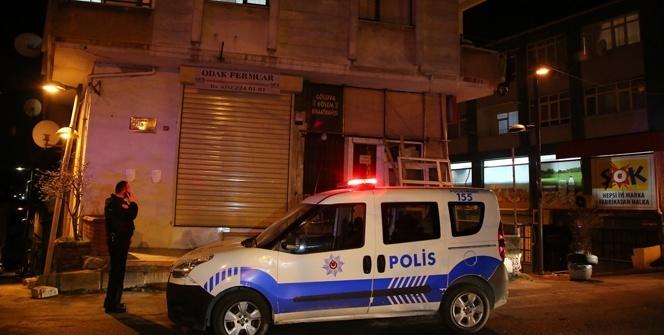 Şişli'de kıraathane sahibi tartıştığı müşterini vurdu