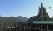 Beykoz'da Mahmut Efendi Külliyesi'nde yıkım