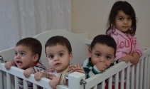 Üçüz bebek babası, Aziz Yıldırım'dan yardım bekliyor