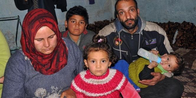 Suriye'de saldırılar arasında kalan kadın o günleri anlattı
