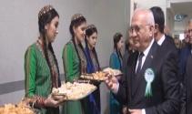 Ekonomi Bakanı Elitaş, Türkmenistan'da