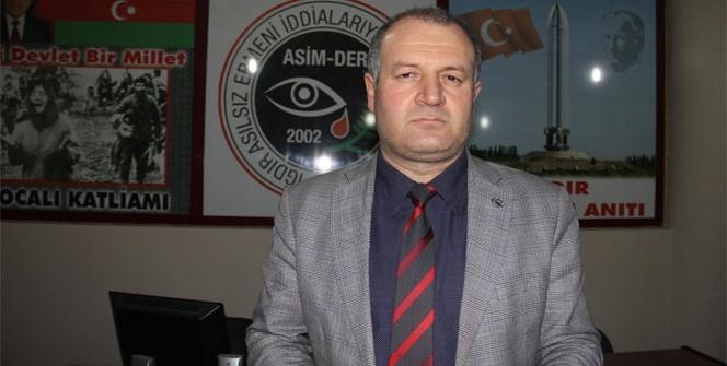 Gülbey: 'PKK'nın yeni Kandil'i Karabağ'dır'