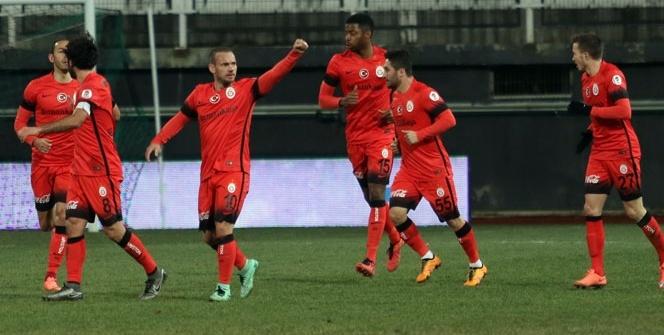 Akhisar Belediyespor 1 Galatasaray 2