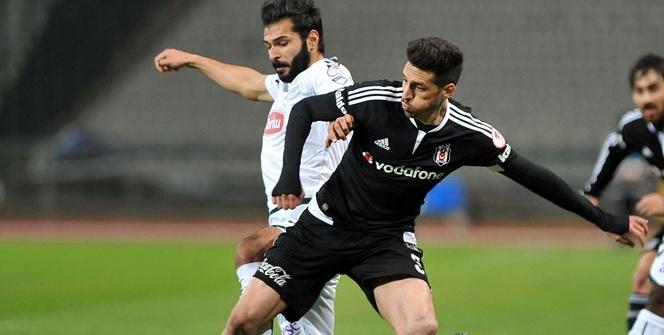 Beşiktaş 1 Torku Konyaspor 2