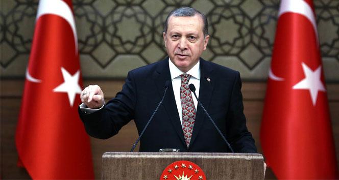 Erdoğan: Terör örgütlerine bu ülkede müsaade edilmeyecek