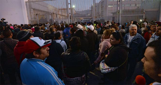 Meksikada cezaevinde isyan: en az 30 ölü