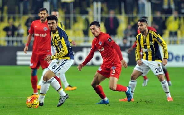 Fenerbahçe 3 Kasımpaşa 1 (Maç Özeti)