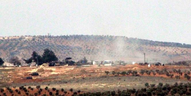 TSK, PYD ile IŞİD mevzilerini yerle bir etti