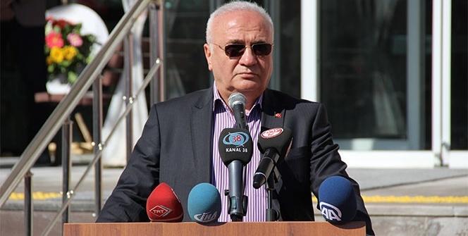 Bakan Elitaş: 'Türkler'in sarsılmayan temeli adalet olmuştur'