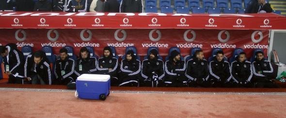 Beşiktaş 1 Mersin İdmanyurdu 0