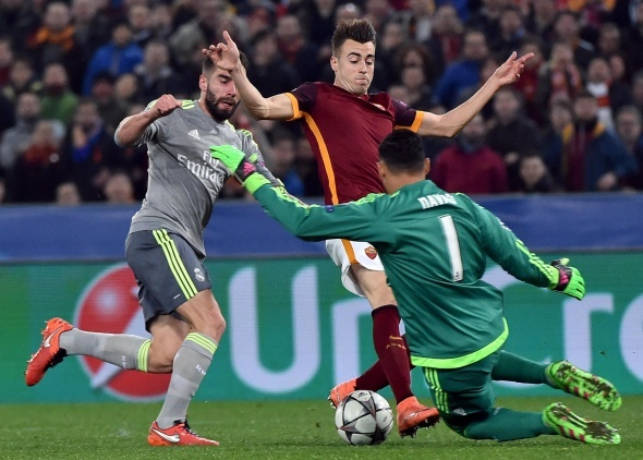 Real Madrid, deplasmanda Roma'yı devirdi!
