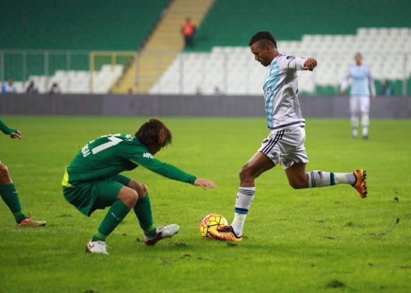 Bursaspor 0-0 Fenerbahçe