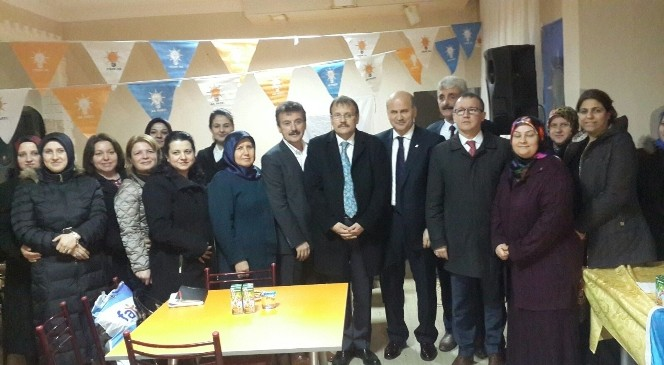 Ak Teşkilatlar Yenişehir İlçe Danışma Meclisinde Toplandı