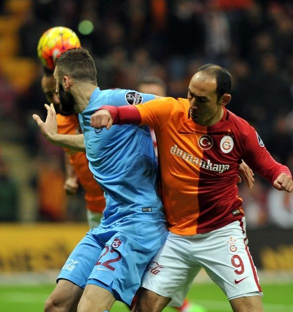 Galatasaray 2- Trabzonspor 1