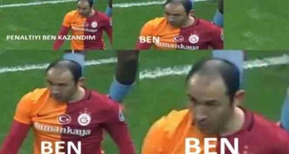 Galatasaray-Trabzonspor maçının ardından sosyal medya!
