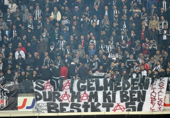 Beşiktaş 1 Gençlerbirliği 0