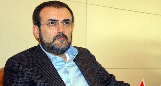 AK Parti Sözcüsü Ünal'dan 'Gökçek' açıklaması