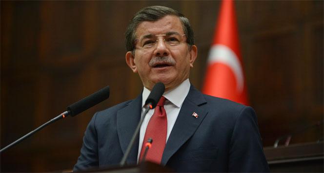 Ahmet Davutoğlunun acı günü