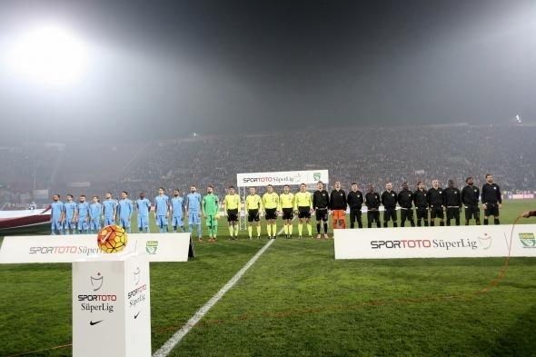 Trabzonspor 1 Osmanlıspor 2 (Maç özeti)