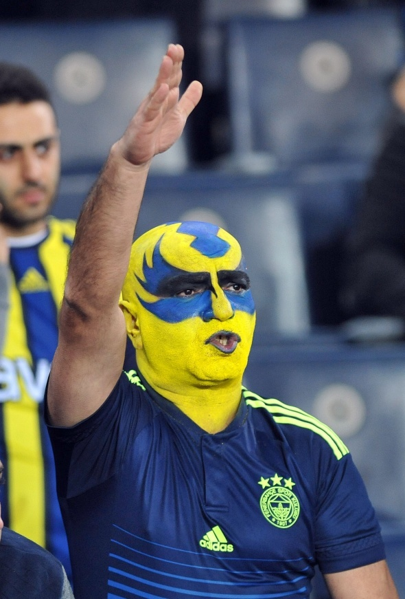 Fenerbahçe 2 Beşiktaş 0