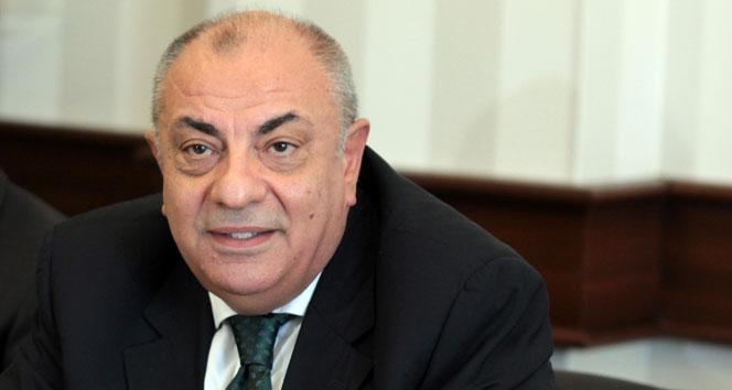 Tuğrul Türkeş, KKTC Cumhurbaşkanı Akıncı ile görüştü