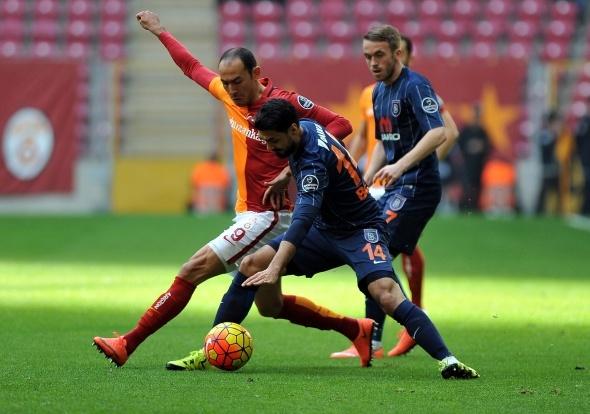 Galatasaray: 3 Medipol Başakşehir: 3