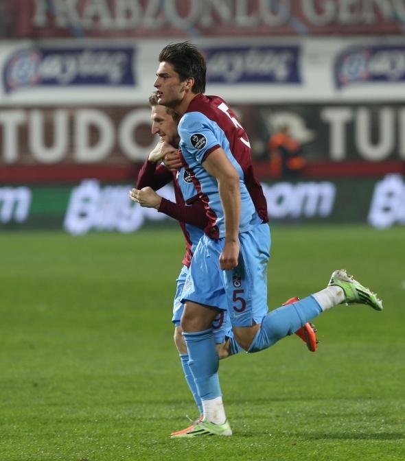 Trabzonspor 1- 0 Mersin İdmanyurdu (Geniş maç özeti)