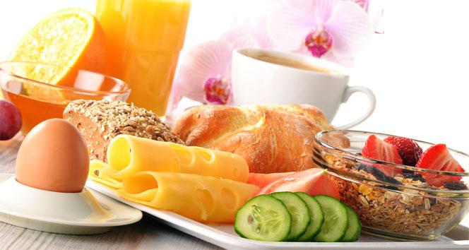 Kış ayında kahvaltıyı atlamayın