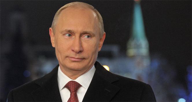 Putin: Türkiye ve Türk halkı dostumuz