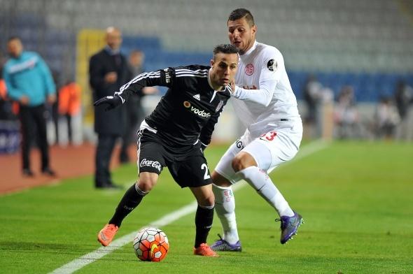 Beşiktaş - Antalyaspor maçı fotoğrafları