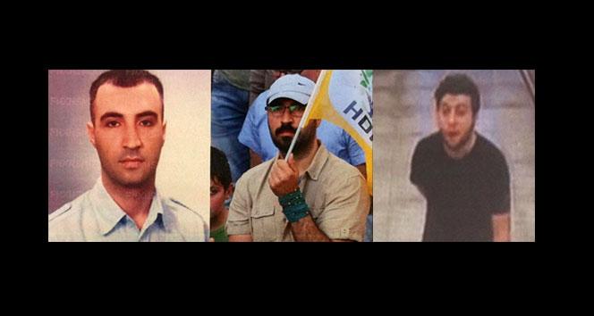 3 İŞİD üyesi emniyeti alarma geçirdi