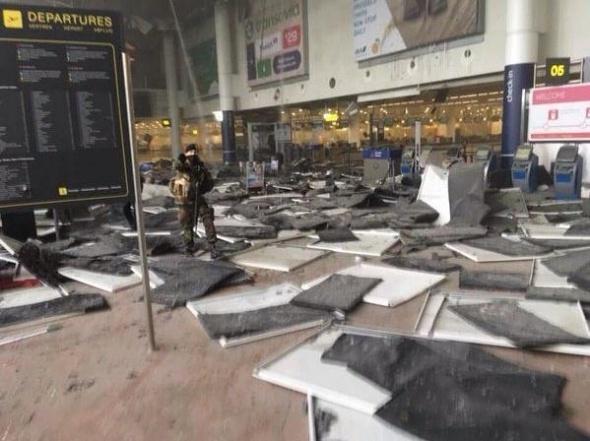 Brüksel'deki patlamalarda bilanço artıyor