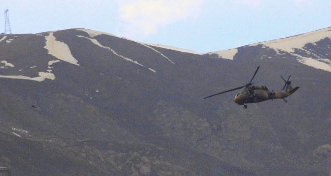 TSKdan Hakkaride düşen helikopterle ilgili açıklama