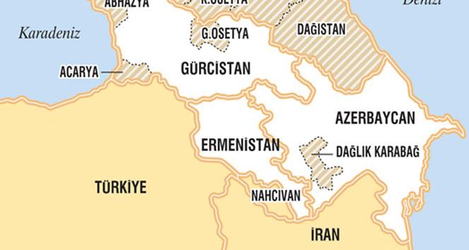 Azerbaycan-Ermenistan cephe hattında çatışma: 2 şehit
