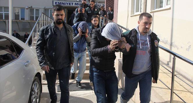 Bursada IŞİD operasyonu: 12 kişi yakalandı 79