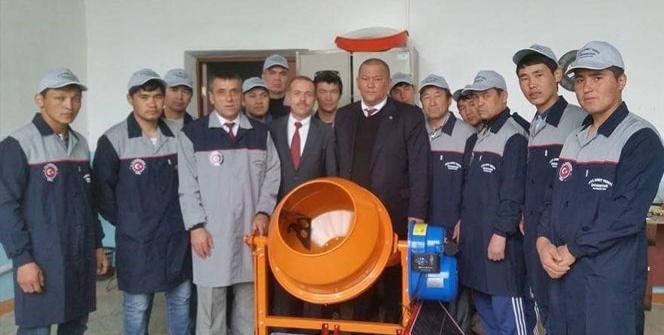 Ahmet Yesevi Üniversitesi'nden güneş enerjisi atağı