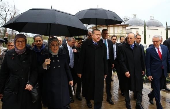 Erdoğan: 11 Eylül'ün Müslümanlara fatura edilmesi kabul edilemez