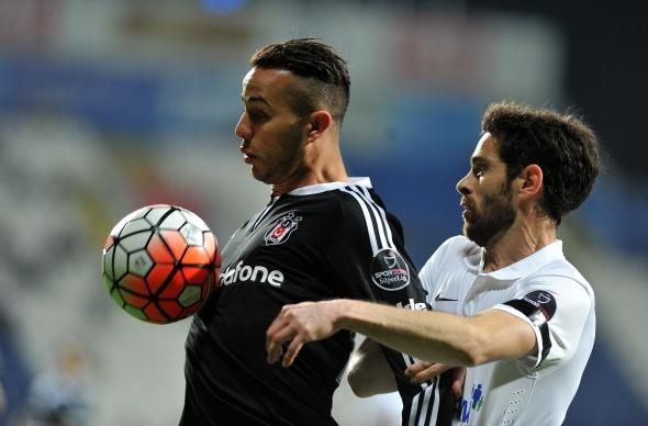 Kasımpaşa 2 Beşiktaş 1