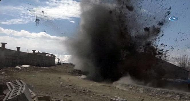 Afganistanda el arabasında patlama: 1 ölü