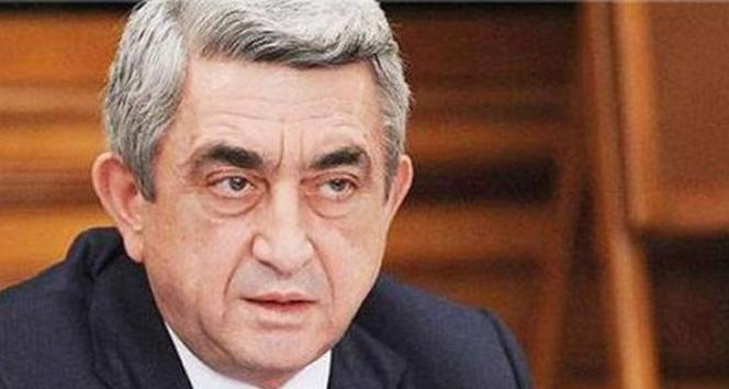 Ermenistan Cumhurbaşkanı Sarkisyandan itiraf gibi açıklama!