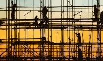 Bina inşaatı maliyet endeksi arttı..