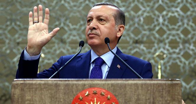 Erdoğan: Türkiyede basının özgür olmadığını söyleyenler...