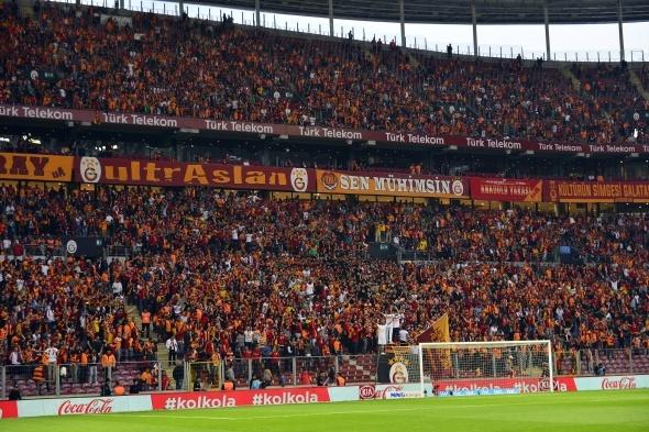 Galatasaray 0 Fenerbahçe 0