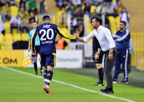 Fenerbahçe 4 Mersin İdmanyurdu 1 (Maç özeti)