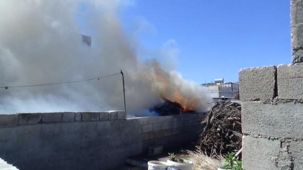 Kilis kent merkezine 3 roket düştü: Yaralılar var