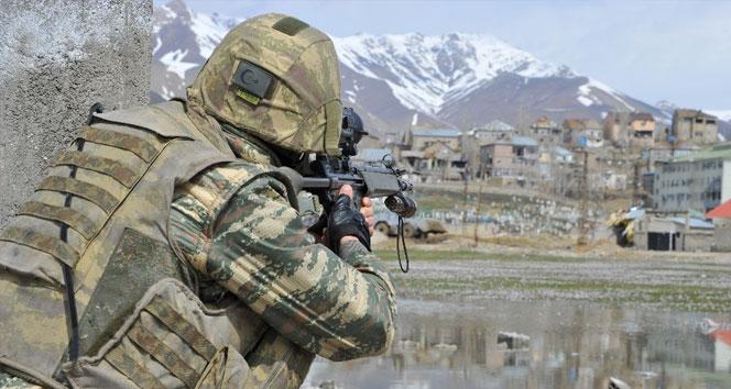 Vartoda çatışma: 2 asker yaralı