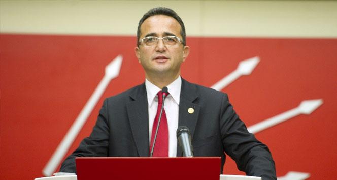 CHP Sözcüsü Tezcan: Sayın Genel Başkanımızın Türkiyeye gelmeyin diye hiçbir sözü olmamıştır