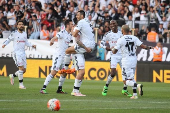 Ahkisar Belediyespor - Beşiktaş maçından kareler
