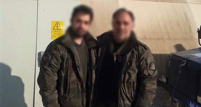 Baba oğul terör operasyonlarında omuz omuza