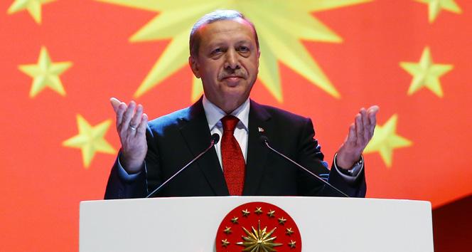 Erdoğan: 1919 yılından başlayan bir tarih anlayışını reddediyorum